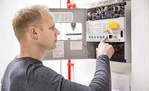 Обслуживание систем контроля и управления доступом