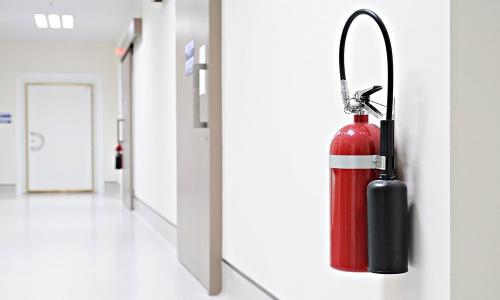 Оперативный план пожаротушения