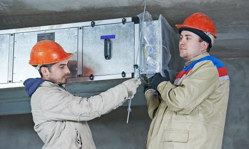 Техническое обслуживание систем дымоудаления
